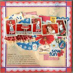 sew fun by Lucy Edson