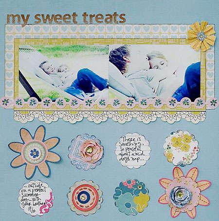 My Sweet Treats by Kimberly Neddo