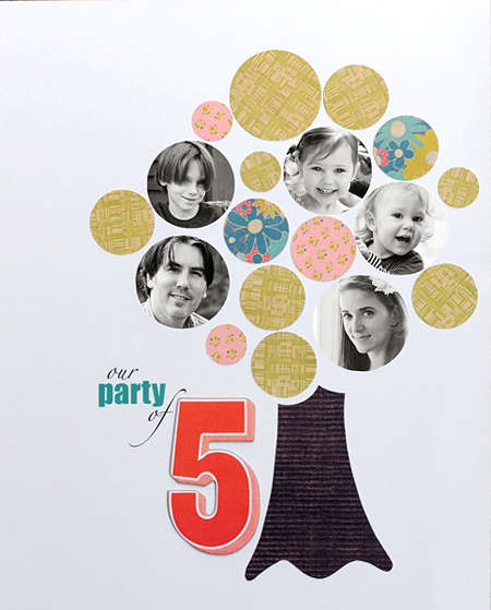 Our Party of Five by Marla Kress