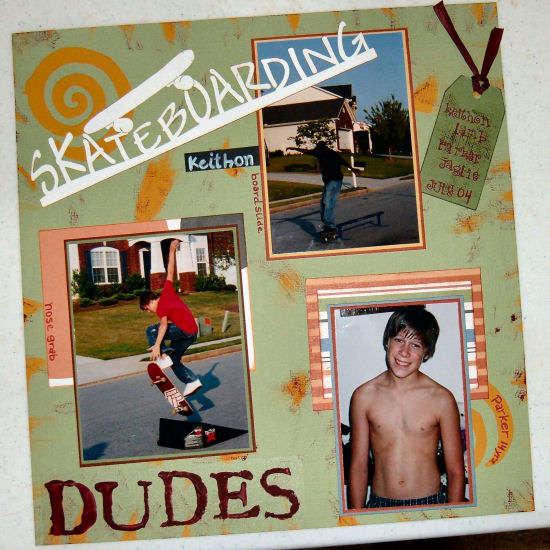 SkateBoarding Dudes