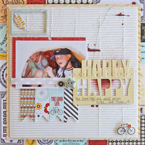 Happy Happy Good Life