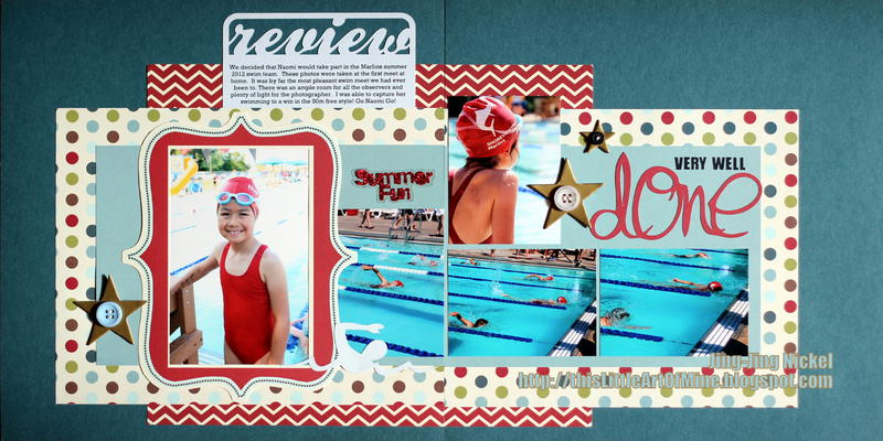 Swimming - Very Well Done