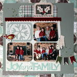 Joy and Family - Blissful blizzard