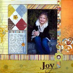 Joy Delights in Joy