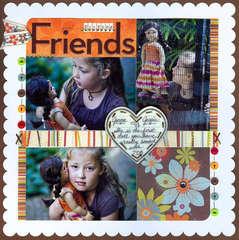 Just Pretend Friends