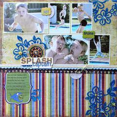 Splash Captain by Katja Schneider