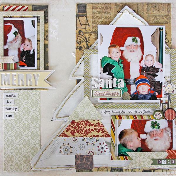 Merry Santa Traditions