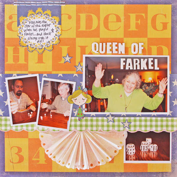 Queen of Farkel