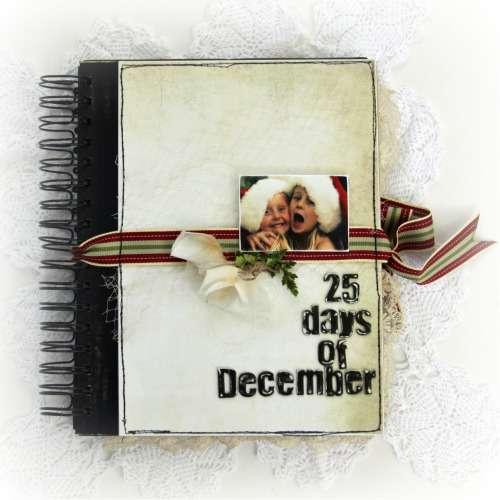 25 Days of December - December Daily by Rachel Tucker