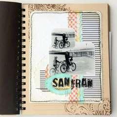 SanFran USA mini album by Rachel Tucker