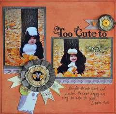 Too Cute to Spook