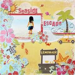 Seaside Eescape *Fancy Pants*
