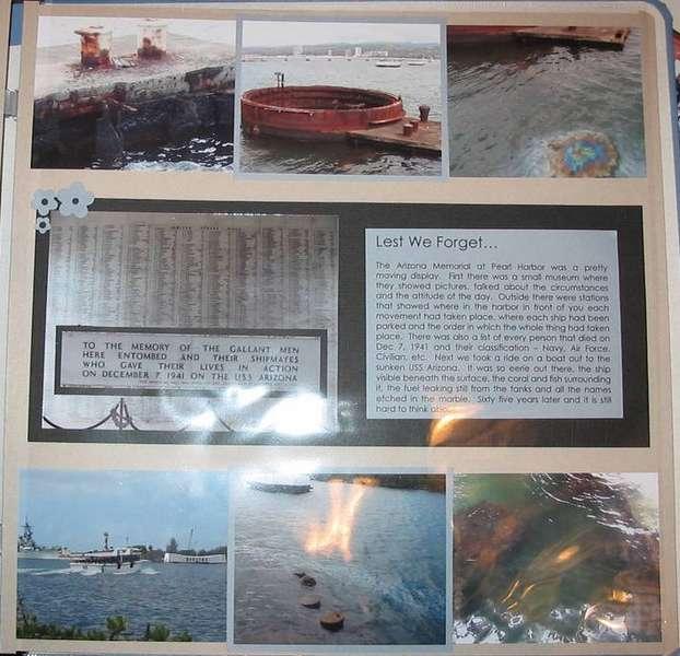 25 USS Arizona Memorial Pearl Harbor