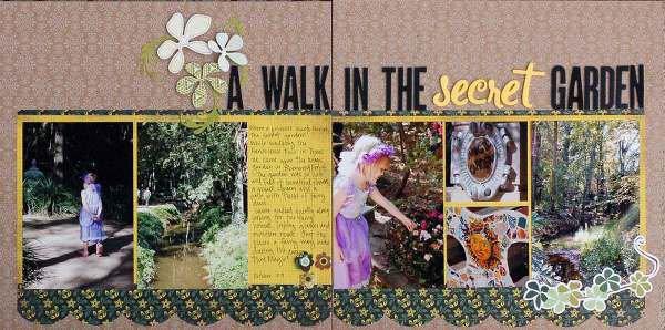 A Walk in the Secret Garden