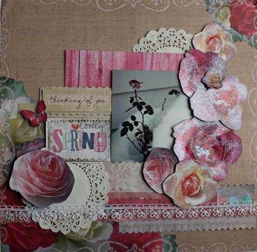 Thinking of You Spring Donna Salazar Designs