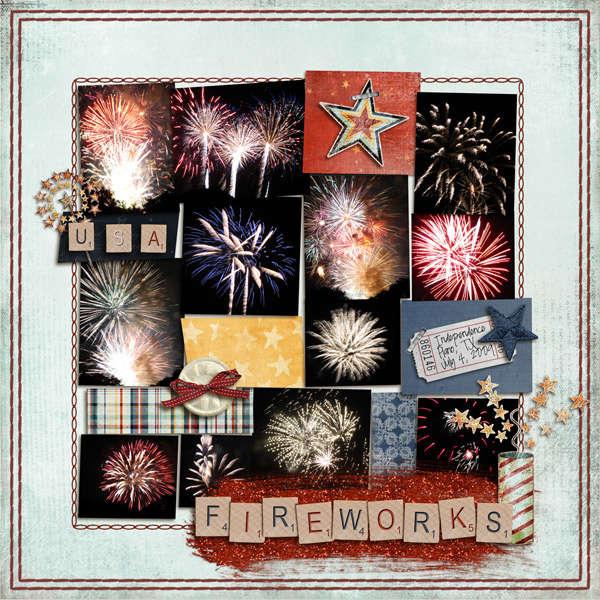 Fireworks '09