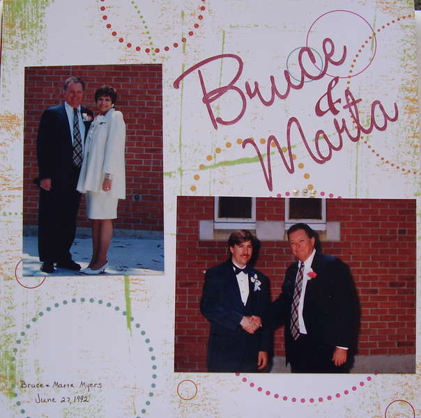 Bruce & Marta