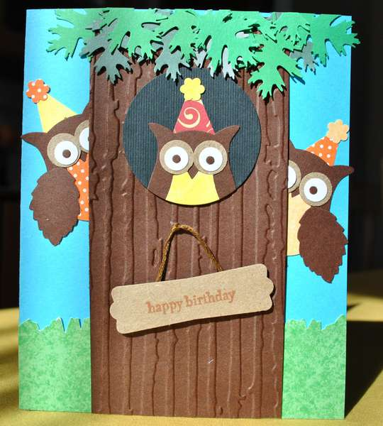 Your Birthday - What a Hoot