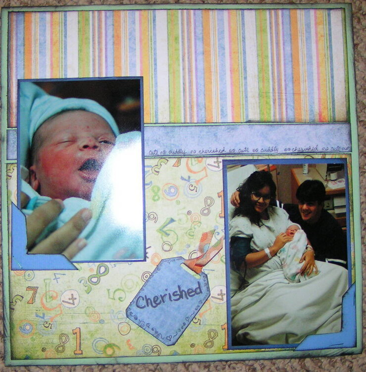 ABC_baby_album_C_is_for_cute_cuddly_cherished_page_2
