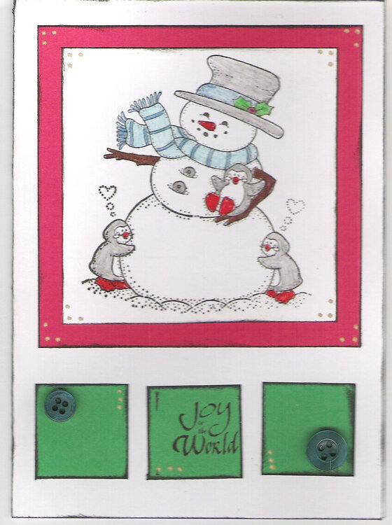 Christmas card #3