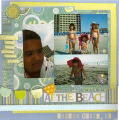 At The Beach, Myrtle Beach