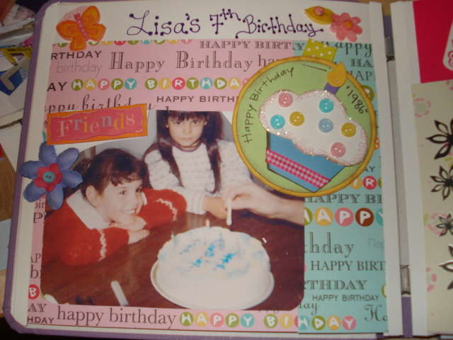 Lisa's 7th birthday