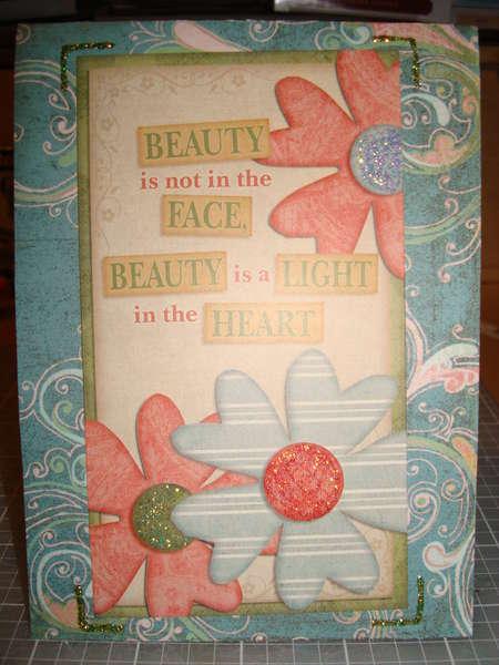Beauty (Card)