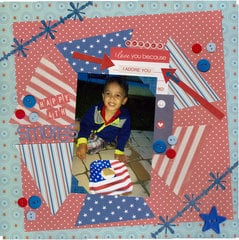 Happy 4th S'mores