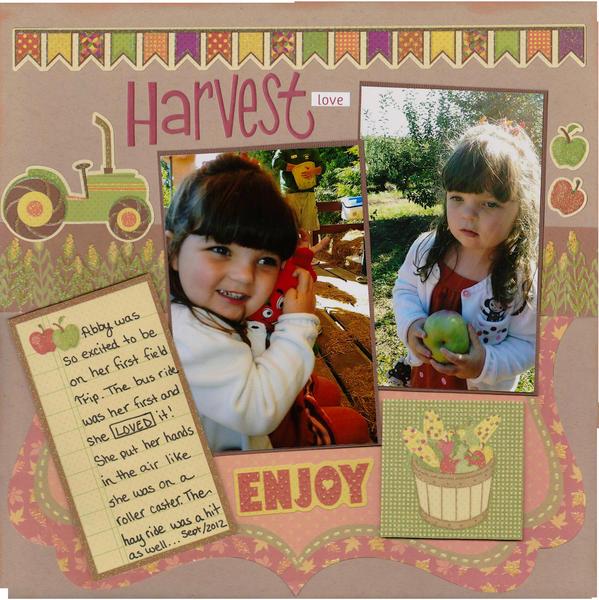 Enjoy Harvest Love!