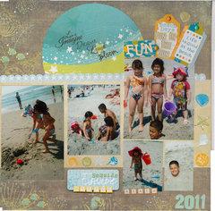 Fun In The Myrtle Beach Sun!
