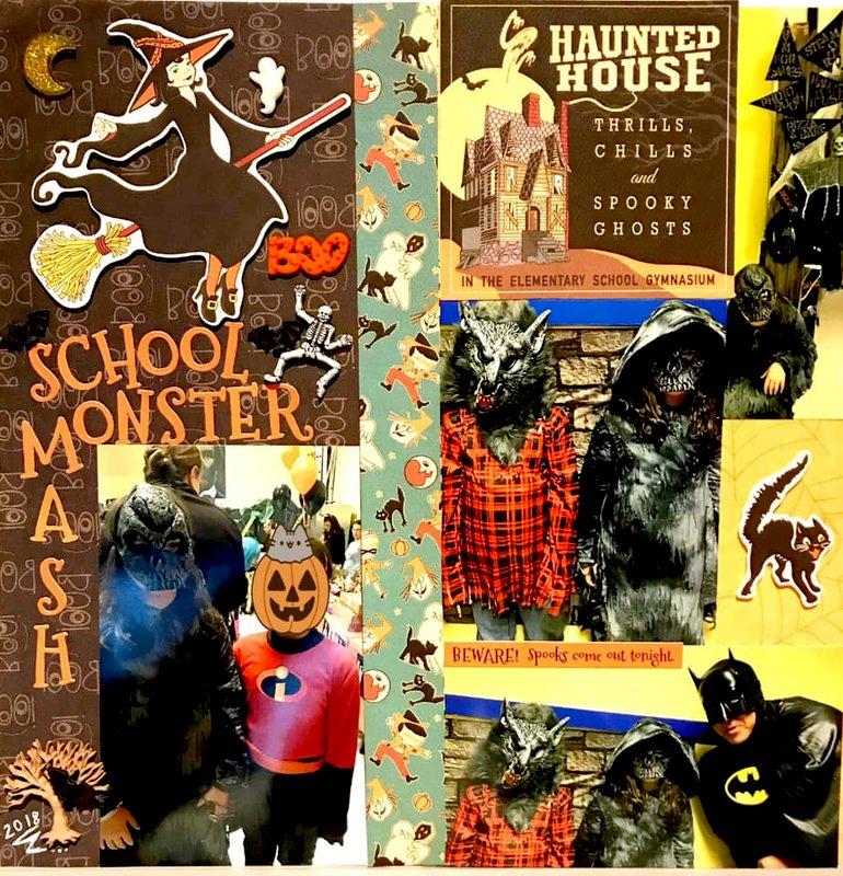 School Monster Mash