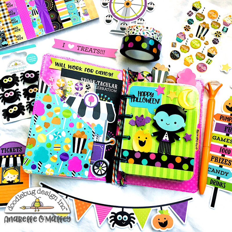 Halloween Micro Planner
