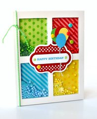 What will you make with the new Queen and Company Foam Front Card Kits and Toppings?