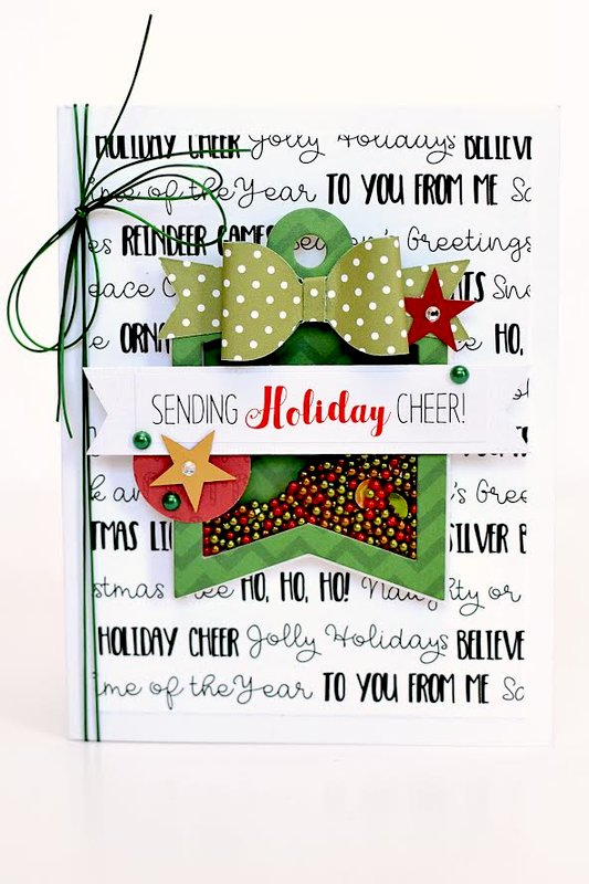 What Will You Make with the New Queen & Co Holiday Shaker Kit?