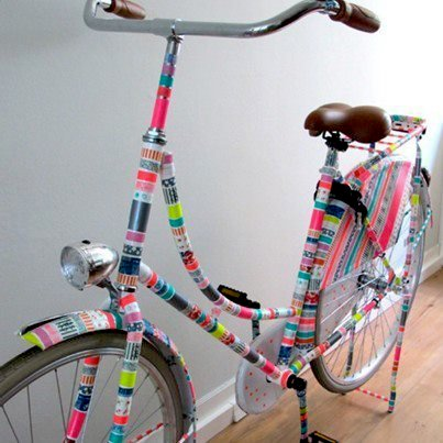 Washi your Bike!!