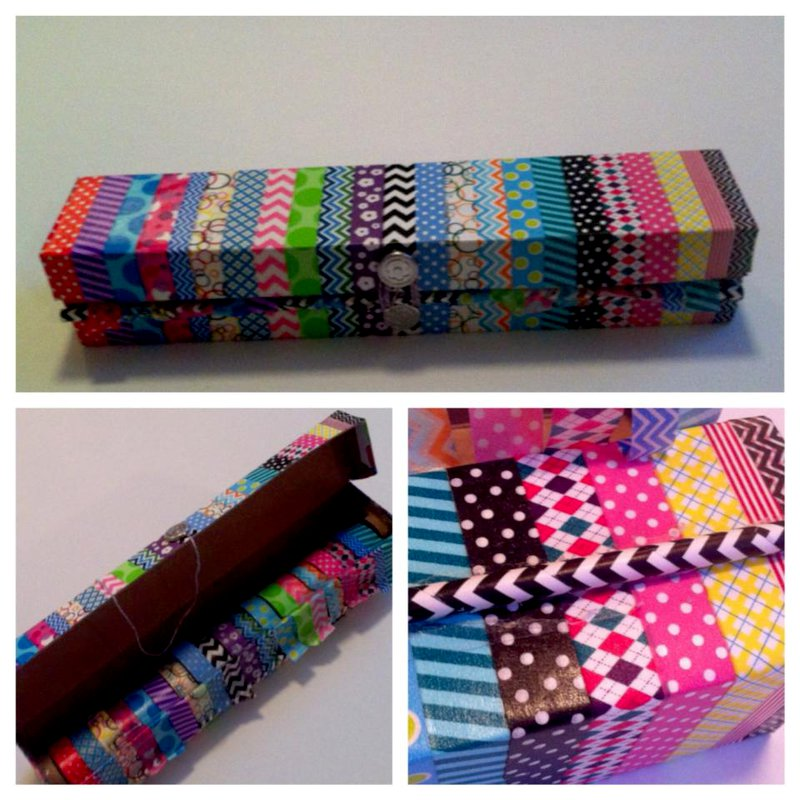 Washi Tape Holder by Michele Wilson