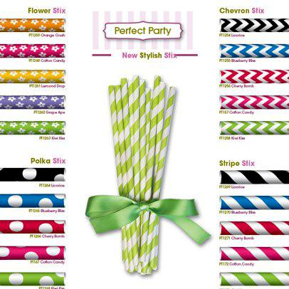 Queen & Co Perfect Party Stylish Stix