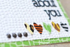 Wild About You featuring new Animal Trendy Tape from Queen & Co