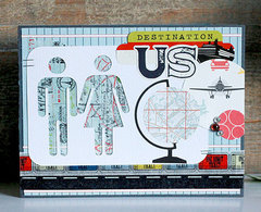 Destination US by Becky Williams