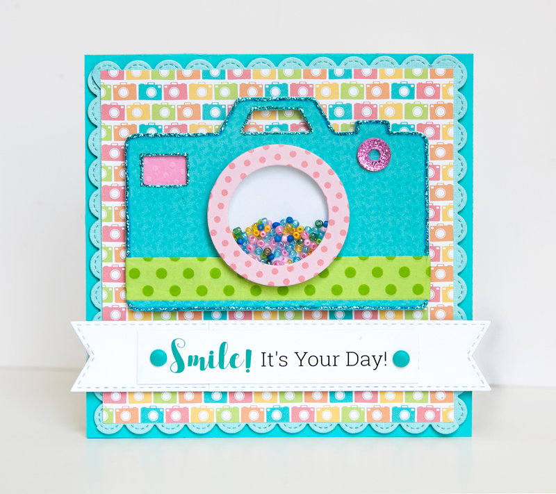 New Picture Perfect Shaker Kit from Queen & Company