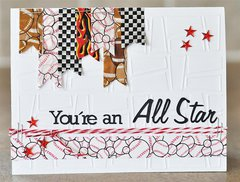 You're an All Star featuring Queen & Co Sports Trendy Tape