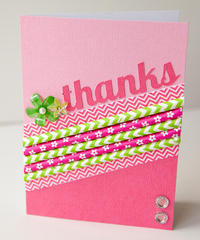 Thanks featuring Queen & Co Stylish Stix