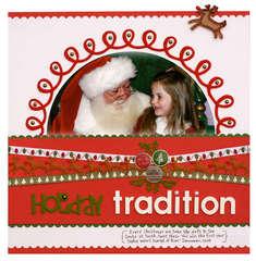 Holiday Tradition by Suzy Plantamura