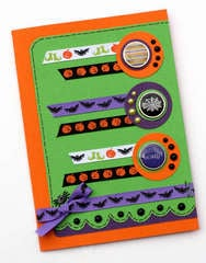 Halloween Card by Suzy Plantamura