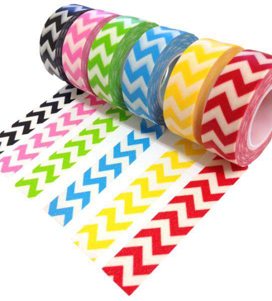 Check out the New Queen & Co Tone Chevron Trendy Tape