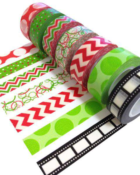 Check out the New Queen & Co Christmas Trendy Tape