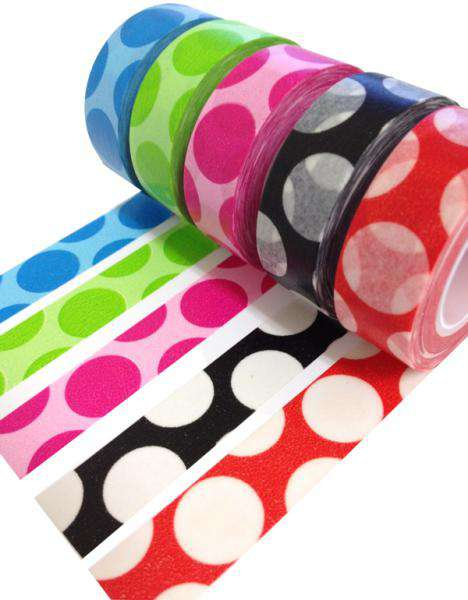 Check out the New Queen & Co Tone Mega Dot Trendy Tape