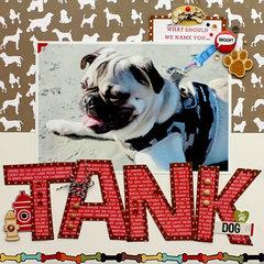 Tank by Suzy Plantamura