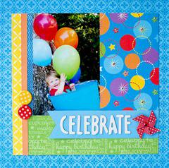 Celebrate featuring the new Birthday Collection from Queen & Co