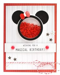 Magical Birthday featuring the Queen & Company Magic Shaker Kit